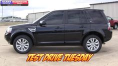 Test Drive Tuesday - 2013 Land Rover LR2 All-Wheel-Drive with Leather Se...