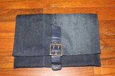 bolsa a partir de jeans