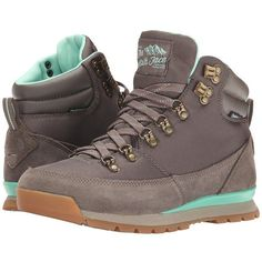 The North Face Back-To-Berkeley Redux Women's Hiking Boots - Hiking boots that are actually reasonably cute! They have my favorite color on them.