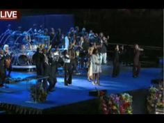▶ Michael Jackson Memorial: Jennifer Hudson Will You Be There - YouTube