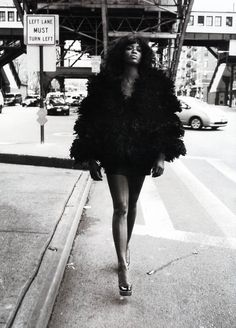 via By Sasha - Naomi Campbell