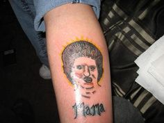 """Source of """"Epic Tattoo Failure Pictures"""" We share all freaky, funny, awful or horrible tattoo's. Submit your photos here \m/ Really Bad Tattoos, Love Tattoos, Picture Tattoos, Awesome Tattoos, Couple Tattoos, Bad Tattoos Fails, Funny Tattoos, Epic Tattoo, Tattoo Now"""