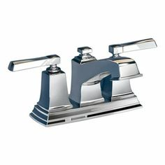 Moen 84800 Boardwalk WaterSense Bathroom Sink Faucet LOWES/POWDER ROOM/108.00