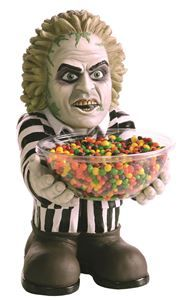 Beetlejuice Candy Bowl Holder - 352464 | trendyhalloween.com #trendyhalloween #halloweendecorations