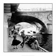 Rock 'n Roll in Paris...like this