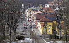 Växjö, Sweden.