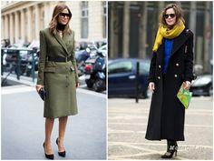 Мода и стиль: Пальто в стиле милитари. Инструкция по применению