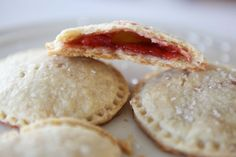 Jam Handpies - These simple handpies are scrumptious and ridiculously cute.