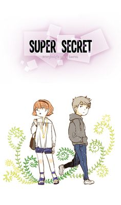 Read Super Secret Manga Online For Free: Gyeonwo and Eunho have been together since their childhood as neighbors and friends, however, as Eunho goes through her new-found college life, she. Super Secret Webtoon, Anime Couples, Cute Couples, Manhwa, Webtoon App, Web Comics, Webtoon Comics, Manga To Read, Comic Strips