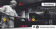 """Orgogliosi della nostra nuova avventura   #Repost @breadwaymatera (@get_repost)  La grande tradizione del #pane è pronta a rivivere in un viaggio-esperienza unico che trasformerà #Matera nella capitale europea del mangiare e dellabitare consapevole.  Nasce """"Breadway"""" - Le vie del pane un progetto di Matera Capitale Europea della Cultura 2019 co-prodotto da @matera2019 e @murgiamadre.  Incontri culturali ed intergenerazionali performance artistiche spettacoli #storytelling installazioni…"""