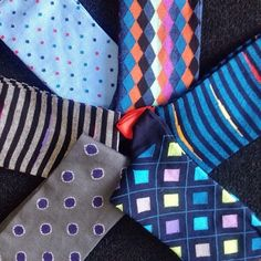 We have an assortment of @bugatchi_  socks for men in a variety of colors!  (at By Request for MEN )