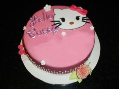 Hello Kitty cake... Texting removed due to inappropiate message :D