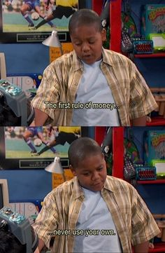 """Community Post: 26 Reasons """"That's So Raven"""" Was The Best Show On Television Old Disney Shows, Old Disney Channel, That's So Raven, Old Shows, Tv Show Quotes, Disney Quotes, Disney Movies, Funny Cute, Funny Pictures"""