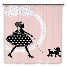 Image Result For 50 S Style Shower Curtains Decor Home Decor Style
