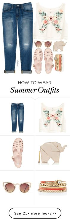 """""""Summer"""" by naomimjc on Polyvore"""