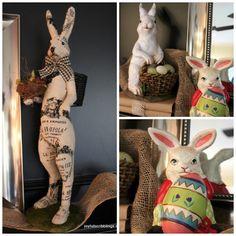 Easter Decor #JoyfulScribblings