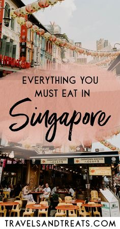 Things you must eat in Singapore and the best Chinatown Singapore food tour. via : Things you must eat in Singapore and the best Chinatown Singapore food tour. Singapore Travel Tips, Singapore Itinerary, Singapore Food, Singapore Sling, Visit Singapore, Bali, Kuala Lumpur, Vols Longs, Philippines