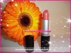 Rossetto naturale Benecos colore Peach