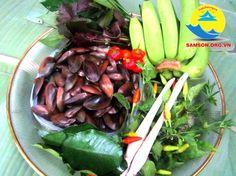 Làm món ăn từ Phi Cầu Sài