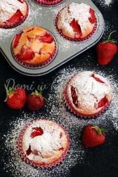 Cake Recipes, Dessert Recipes, Baking Muffins, Mini Pies, Polish Recipes, Sweet Cakes, Cupcake Cakes, Cupcakes, Deserts