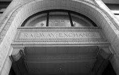 railway exchange building chicago illinois