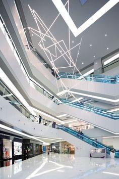 Gallery of Fuzhou Wusibei Thaihot Plaza / Spark Architects - 3