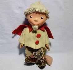 Orig.DDR Kultfigur Sandmann Puppe Sandmännchen WGM Sonneberg 1960 Dachbodenfund | eBay