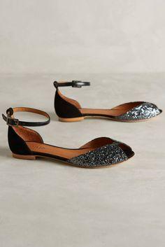 Emma Go Juliette Glitter Flats Black 36 Euro Flats Pretty Sandals, Pretty Shoes, Cute Shoes, Me Too Shoes, Dream Shoes, Crazy Shoes, Fashion Mode, Fashion Shoes, Shoe Boots