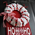 These are great for D.I.Y. Craft inspirations. Most of the links have instructions for the projects. Others are great for inspiration.          Ho Ho Ho     Santa Tulle Wreath Tutorial     Seasonal Decorations     Christmas Decor / This is just toooo cute!!     Mesh Barn     Snowman ...