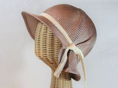 Bonnet Millinery - daphne cloche Wicker, Chair, Home Decor, Products, Decoration Home, Room Decor, Stool, Home Interior Design, Chairs