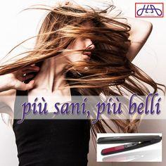 I tuoi capelli sono sani? Se sono danneggiati dovresti provare Infrared 240, la piastra ricostituente che riattiva il metabolismo cellulare e favorisce l'assorbimento di balsamo, impacchi e maschere. Prenderti cura dei tuoi capelli, con Infrared 240 hai capelli morbidi e sani: http://bit.ly/infrarossiHA #piastrecapelli #hairartitaly
