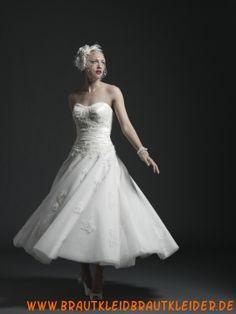 süßes schönes Brautkleid  aus Organza