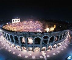 Arena di verona, Verona, Italy,