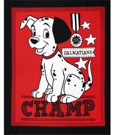 Springs-Creative Disney 101 Dalmatians Champ Panel