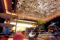 Spring Afternoon Tea ❤ The Lobby Lounge @ Shangri-La International Hotel