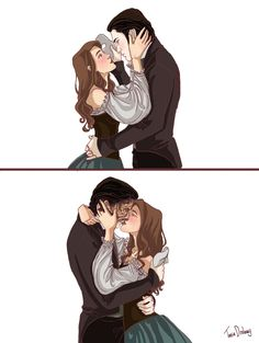 Kiss The Phantom by Dralamy.deviantart.com on @deviantART