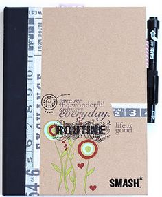 So obsessed with this style of journaling. This is what I'm aiming for in my next journal.