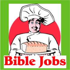 Scripture Lady's Bible Lessons for Kids: Bible Jobs – Learning About Jobs in the Bible