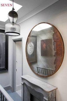 antique mirror (rePinned 092213TLK)