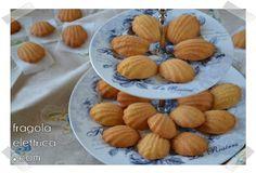MADELEINE fragolaelettrica.com Le ricette di Ennio Zaccariello #Ricetta