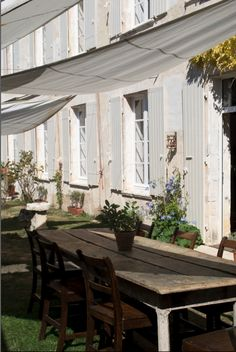 Where I want to live and run my business, when Rich is no longer Mr Corporate!  I can dream! French Cognac House - Charente Maritime - For Sale  http://client.rocketlolly.co.uk/rue_des_porches/