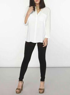 58d2d0194 Kensington Floral ankle grazer trousers - Black