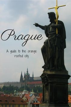 A travel guide for spending the perfect day in Prague, Czech Republic.