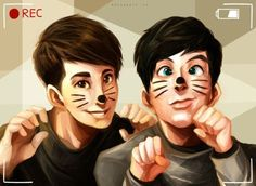 THEY ARE TOO CUTE *me fangirling*