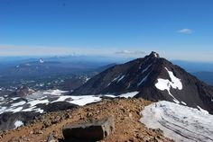 Middle Sister summit