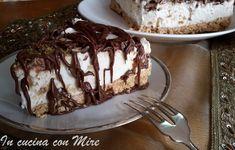 #gialloblogs #ricetta #Cheesecake al cioccolato e pistacchio | In cucina con Mire