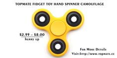 Hand Spinner, Fidget Toys, Reduce Stress, Camouflage, Anxiety, Military Camouflage, Stress, Camo, Military Style