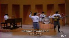 "YOUNG RASCALS - ""Good Lovin'"" (1966).wmv http://www.pinterest.com/merciduran/"