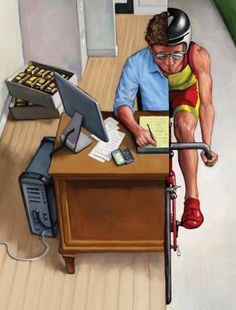 Finding The Work/Life Balance by Jesse Thomas, a professional Triathlete