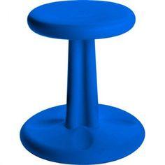 "Kore Kids Wobble Chair 14""H Blue $89.99 CAD"